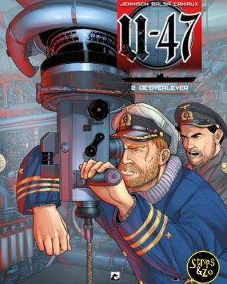 U-47 HC 2 - De overlever