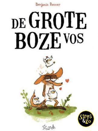 De Grote Boze Vos (Benjamin Renner)