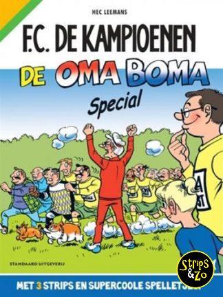 FC De Kampioenen – Specials – De oma Boma special
