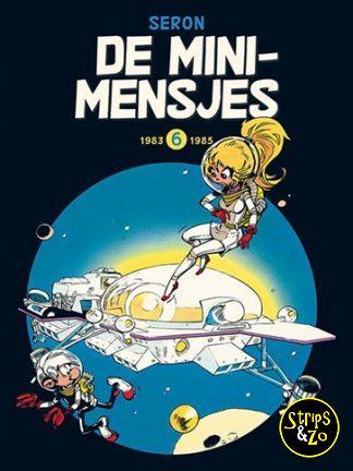 Mini-mensjes Integraal 6: 1983 – 1985