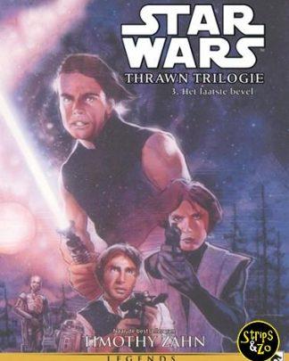 Star Wars Thrawn 3