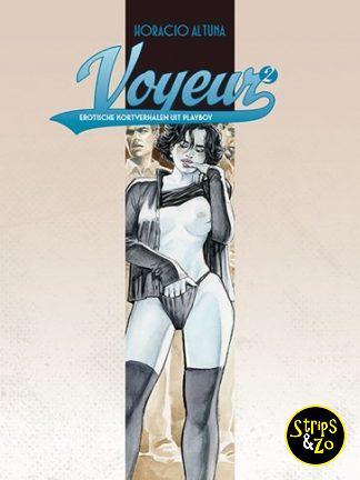 Voyeur 2 – Erotische kortverhalen uit Playboy