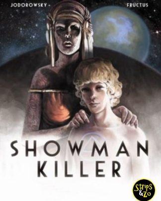 Showman Killer 3 - De onzichtbare vrouw