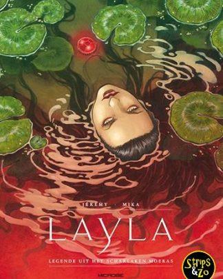 Collectie Vizier 2 - Layla - Legende uit het Scharlaken Moeras