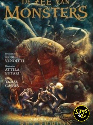 Percy Jackson 2 – De zee van monsters