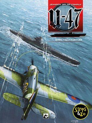 U-47 SC 3 – Arctisch konvooi