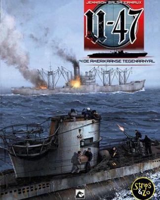 U-47 4 - De Amerikaanse tegenaanval