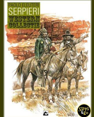 Serpieri - Western Collectie 3 - Crazy Horse