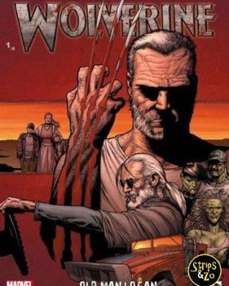 Wolverine - Old man Logan 1