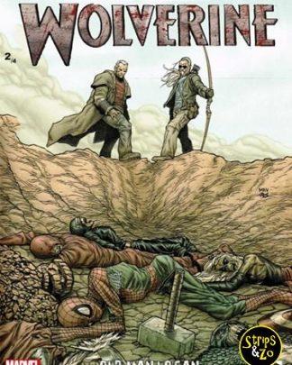 Wolverine - Old man Logan 2