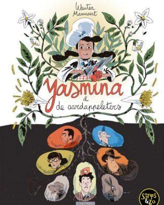 Yasmina de aardappeleters