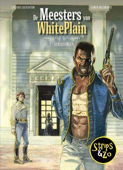 de meesters van white plain 2 verlossingen