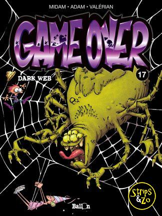 Game Over 17 – Dark web