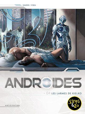 Androïden SC 4 – De tranen van Kielko