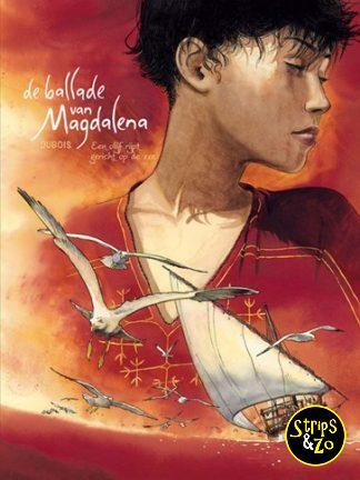 Ballade van Magdalena, de 2 – Een olijf rijpt gericht op de zee