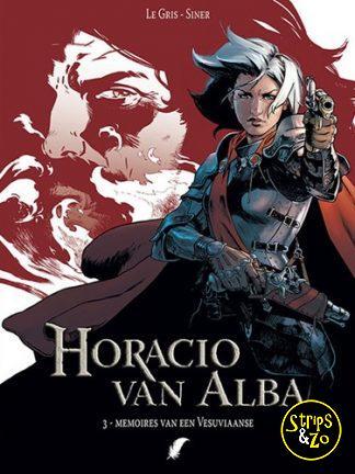 Horacio van Alba 3 – Memoires van een Vesuviaanse