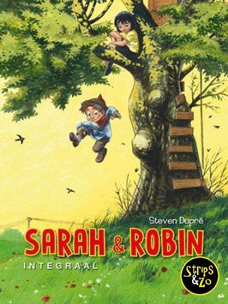Sarah en Robin – Integraal 1