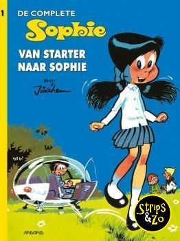 De complete Sophie 1 - Van Starter naar Sophie