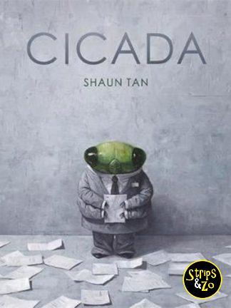 Shaun Tan – Collectie – Cicada