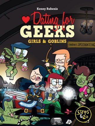 Dating for Geeks 9 – Girls & Goblins