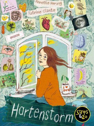 Annette Herzog – Hartenstorm