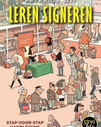 Peter de Wit - Leren signeren