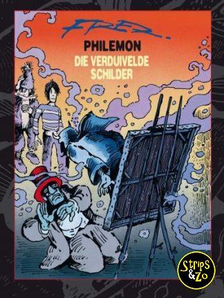 Philémon 16 – Die verduivelde schilder