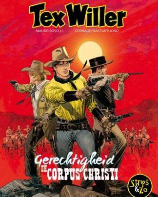 Tex Willer - Kleur 6 - Gerechtigheid in Corpus Christi