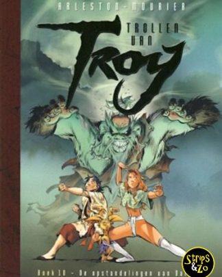 Trollen van Troy SC 10 - De opstandelingen van Darshan