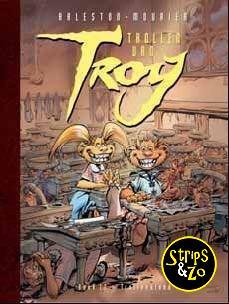 Trollen van Troy SC 12 - Trollenbloed
