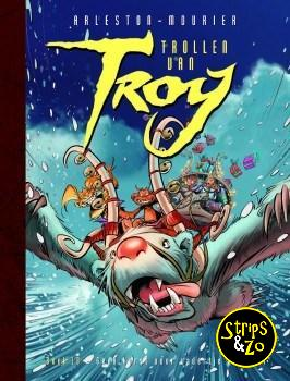 Trollen van Troy SC 19 - Geen kerst voor vadertje Grommel
