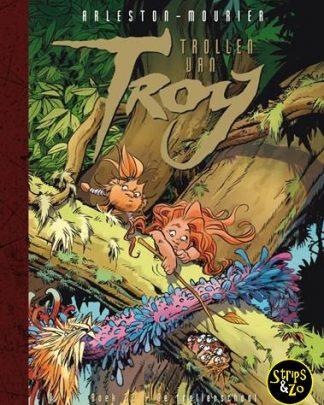 Trollen van Troy SC 22 - De trollenschool