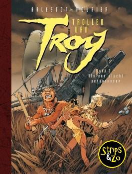 Trollen van Troy SC 3 - Als een vlucht petaurussen