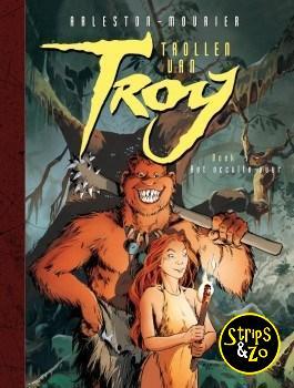 Trollen van Troy SC 4 - Het occulte vuur