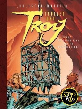 Trollen van Troy SC 5 - De hekserijen van de wonderdoenster