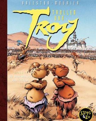 Trollen van Troy SC 6 - De beproeving van Tetram