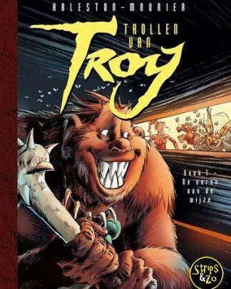 Trollen van Troy SC 7 - De veren van de wijze