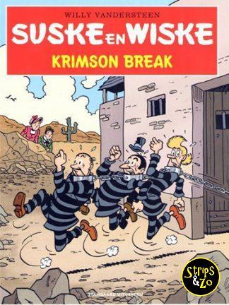 Suske en Wiske – in het kort 2 – Krimson Break