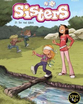 Sisters 13 - Zot veel geluk