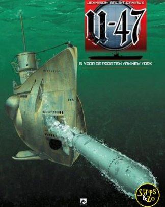 U-47 HC 5 - Voor de poorten van New York