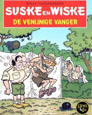 Suske en Wiske - in het kort 1 - De Venijnige Vanger