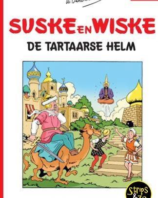 Suske en Wiske 22 De Tartaarse helm