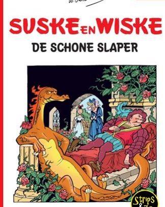 Suske en Wiske 24 De schone slaper