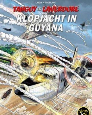 Tanguy en Laverdure 29 - Klopjacht in Guyana