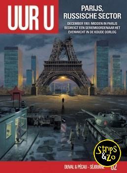 Uur U 2 - Parijs, Russische sector