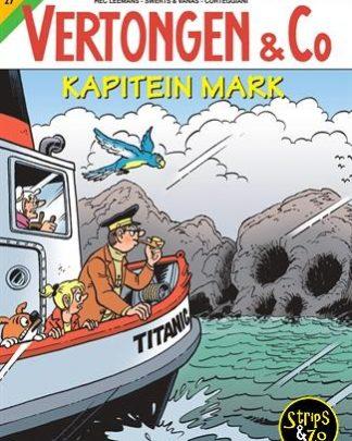 Vertongen & Co 27 - Kapitein Mark