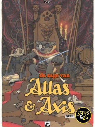 Atlas & Axis (Animal Kingdom) – Deel 3