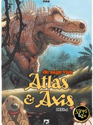 Atlas & Axis (Animal Kingdom) – Deel 4