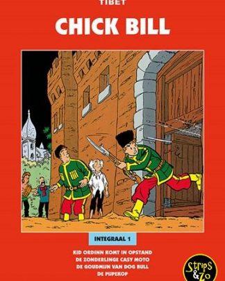 Chick Bill - Integraal 1