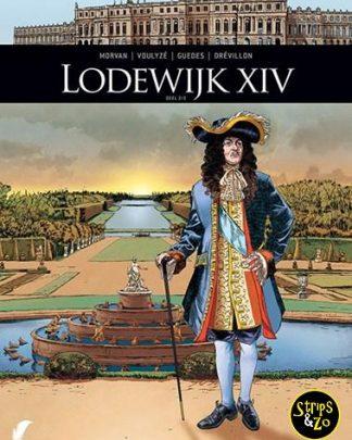 Zij schreven geschiedenis 10 - Lodewijk XIV 2/2